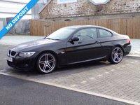 USED 2011 61 BMW 3 SERIES 2.0 320D M SPORT 2d 181 BHP