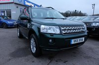 USED 2011 11 LAND ROVER FREELANDER 2.2 SD4 XS 5d AUTO 190 BHP