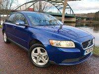 2008 VOLVO S40 1.8 S 4d 125 BHP £2999.00