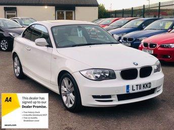 2011 BMW 1 SERIES 2.0 118D SPORT 2d 141 BHP £7495.00