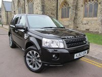 USED 2012 62 LAND ROVER FREELANDER 2.2 SD4 HSE 5d AUTO 190 BHP *** ONLY 38000 MILES ***
