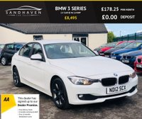 USED 2012 12 BMW 3 SERIES 2.0 316D ES 4d 114 BHP £30 ROAD TAX