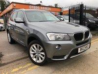 2012 BMW X3 XDRIVE 2.0 SE AUTO £13000.00