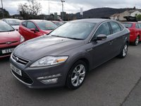USED 2011 61 FORD MONDEO 2.0 TITANIUM TDCI 5d 138 BHP Just arrived in stock!