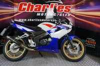 2010 HONDA CBR Low mileage CBR 125 Custom Exhaust system £1795.00