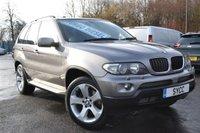 2005 BMW X5 3.0 D SPORT 5d AUTO 215 BHP ~ SAT NAV ~ HEATED LEATHER £5799.00