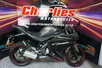 2013 YAMAHA YZF Yamaha YZFR 125 very low mileage machine nice clean machine. £2495.00