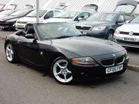 USED 2005 05 BMW Z4 2.0 Z4 SE ROADSTER 2d 148 BHP