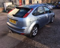 USED 2006 06 FORD FOCUS 1.6 ZETEC CLIMATE D 5d 108 BHP