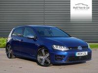 2016 VOLKSWAGEN GOLF 2.0 R DSG 5d AUTO 298 BHP £18995.00