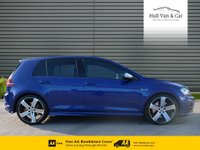 USED 2016 14 VOLKSWAGEN GOLF 2.0 R DSG 5d AUTO 298 BHP PERFORMANCE, LEATHER, SAT NAV