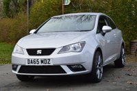 2015 SEAT IBIZA 1.2 TSI I-TECH 3d 104 BHP £7991.00