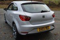 USED 2015 65 SEAT IBIZA 1.2 TSI I-TECH 3d 104 BHP