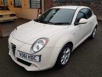 2011 ALFA ROMEO MITO 1.2 JTDM-2 SPRINT 3d 85 BHP £3395.00