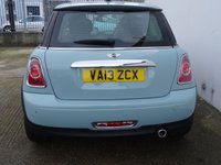 USED 2013 13 MINI HATCH ONE 1.6 ONE D 3d 90 BHP