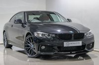 2015 BMW 4 SERIES 2.0 420D M SPORT 2d 188 BHP £20990.00