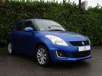 2015 SUZUKI SWIFT 1.2 SZ4 5d 94 BHP £6790.00