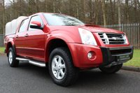 USED 2008 58 ISUZU RODEO 2.5 RODEO DENVER MAX TD LWB D/C 1d 135 BHP ONE COMPANY OWNER, FULL ISUZU SERVICE HISTORY AND LOW MILES!!!