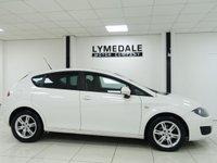 2011 SEAT LEON 1.6 CR TDI ECOMOTIVE SE 5d 103 BHP £3290.00