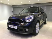 2014 MINI PACEMAN 2.0 COOPER SD CHILI 3d 143 BHP £9950.00