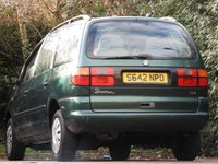USED 1998 VOLKSWAGEN SHARAN 1.9 SE TDI 5d 109 BHP 7 SEATER FAMILY OWNED A/C
