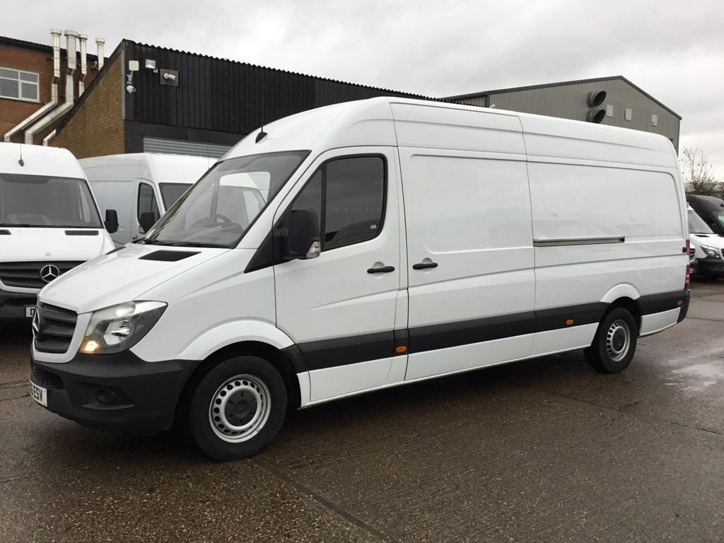 0c569929f0a0b6 USED 2016 16 MERCEDES-BENZ SPRINTER 2.1 313CDI LWB HIGH ROOF 130BHP.