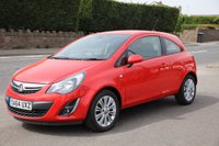 USED 2014 64 VAUXHALL CORSA 1.2 SE 3d 83 BHP Finance Options Available - Good Credit / Bad Credit