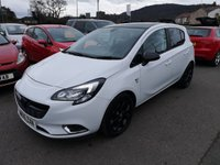 USED 2016 16 VAUXHALL CORSA 1.4 SRI ECOFLEX 5d 74 BHP Just arrived in stock!