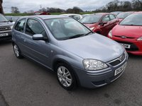 USED 2006 06 VAUXHALL CORSA 1.0 ACTIVE 12V TWINPORT 3d 60 BHP Just arrived in stock!