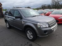 USED 2011 11 LAND ROVER FREELANDER 2.2 TD4 S 5d 150 BHP Just arrived in stock!