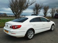 USED 2011 T VOLKSWAGEN CC 2.0 CC TDI BLUEMOTION TECHNOLOGY 4d 139 BHP ZERO DEPOSIT FINANCE AVAILABLE