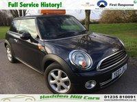 2007 MINI HATCH ONE 1.4 ONE 3d 94 BHP £3000.00