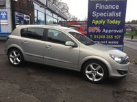 USED 2008 58 VAUXHALL ASTRA 1.9 SRI CDTI 5d 150 BHP, only 86000 miles, 2 Owners ****FULL 12 MONTHS MOT*****
