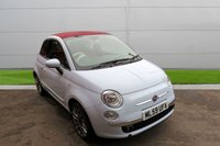 USED 2009 59 FIAT 500 1.4 C LOUNGE DUALOGIC 3d AUTO 99 BHP RARE AUTO, MANY EXTRAS,LOW MILEAGE. FINANCE ME TODAY-UK DELIVERY & PX POSSIBLE