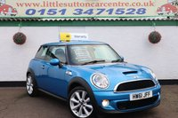 2011 MINI HATCH COOPER 2.0 COOPER SD 3d AUTO 141 BHP £6000.00