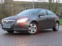 2011 VAUXHALL INSIGNIA 1.8 EXCLUSIV 5d 138 BHP £3650.00