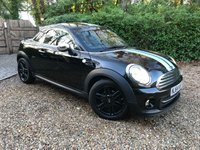 2014 MINI COUPE 1.6 COOPER 2d 120 BHP £7389.00