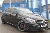 2014 MERCEDES-BENZ A CLASS 2.0 A45 AMG 4MATIC 5d AUTO 360 BHP £19995.00