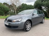 USED 2010 10 VOLKSWAGEN GOLF 1.6 SE TDI 5d 103 BHP LOCAL CAR GOLF ESTATE WITH FSH