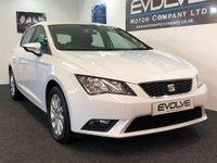 2013 SEAT LEON 1.6 TDI SE 5d 105 BHP £7499.00