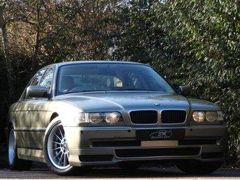 1999 BMW 7 SERIES 2.8 728I 4d AUTO 190 BHP £6995.00
