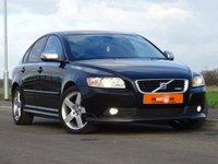 2010 VOLVO S40 1.6 D DRIVE R-DESIGN 4d 109 BHP £4750.00