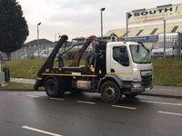 2014 DAF TRUCKS LF 6.7 LF 220 FA 18T CONSTRUCT 1d 223 BHP £POA