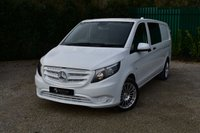 USED 2016 16 MERCEDES-BENZ VITO 1.6 111 CDI 1d 114 BHP 5 SEATER AIR CONDITIONING 5 SEATER