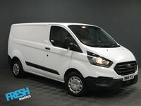 USED 2018 18 FORD TRANSIT CUSTOM 2.0 300 BASE L1H1 * 0% Deposit Finance Available