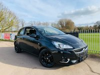 USED 2015 65 VAUXHALL CORSA 1.4 SRI ECOFLEX 3d 89 BHP 1 Owner! Full Service History! MOT Till Nov 19! Very Clean Car!