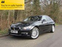 2014 BMW 3 SERIES 2.0 325D LUXURY 4d AUTO 215 BHP £12795.00