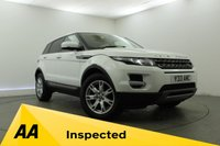 USED 2012 62 LAND ROVER RANGE ROVER EVOQUE 2.2 SD4 PURE TECH 5d AUTO 190 BHP TOUCH SCREEN - LEATHER - DAB