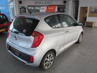USED 2013 13 KIA PICANTO 1.0 CITY 3d 68 BHP