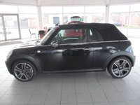 USED 2010 60 MINI CONVERTIBLE 1.6 COOPER 2d 122 BHP